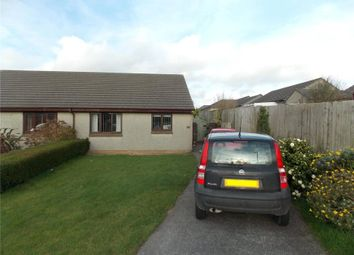 Thumbnail 2 bed semi-detached bungalow for sale in Treloweth Way, Pool, Redruth
