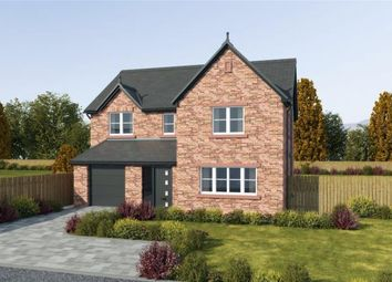 Thumbnail 5 bed detached house for sale in Plot 14 (Detached House), Thornedge Development, Station Road, Cumwhinton