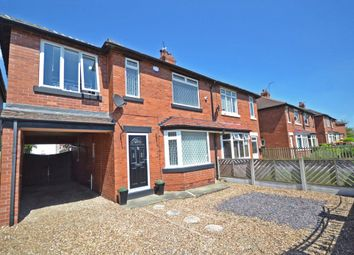 Thumbnail 4 bed semi-detached house for sale in Johns Avenue, Lofthouse, Wakefield
