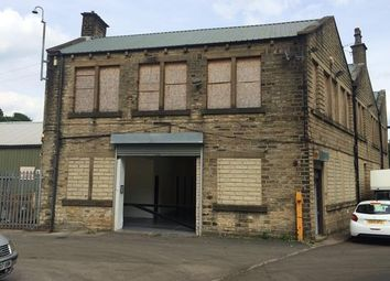 Thumbnail Light industrial to let in Unit 9 Colne Vale Business Park, Colne Vale Road, Milnsbridge, Huddersfield