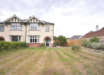 Thumbnail 3 bed semi-detached house for sale in Worting Road, Basingstoke, Hampshire