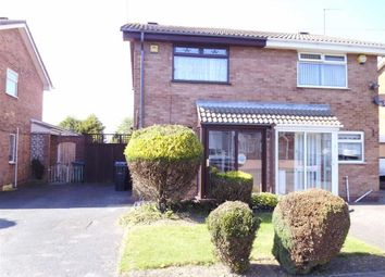 Thumbnail 2 bed semi-detached house to rent in Temple Street, West Bromwich