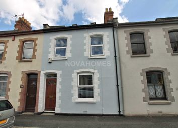 Thumbnail 3 bedroom terraced house for sale in Hotham Place, Stoke