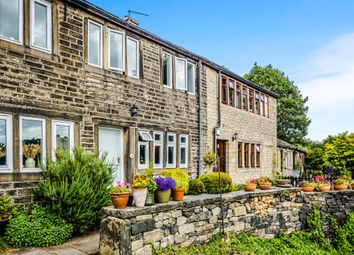 Thumbnail 2 bed cottage for sale in Kiln Brow, Golcar, Huddersfield