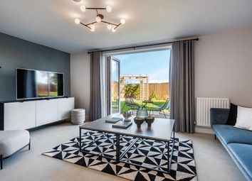 """Thumbnail 3 bed terraced house for sale in """"The Fenbridge"""" at Etwall Road, Mickleover, Derby"""