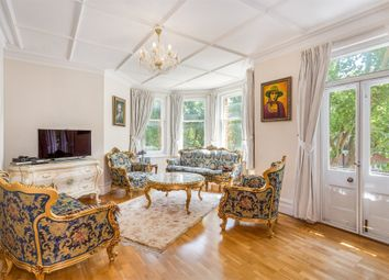 Thumbnail 4 bed flat for sale in Ashworth Mansions, Elgin Avenue, London