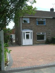 Thumbnail 3 bed semi-detached house to rent in Hayeswood Road, Stanley Common, Ilkeston