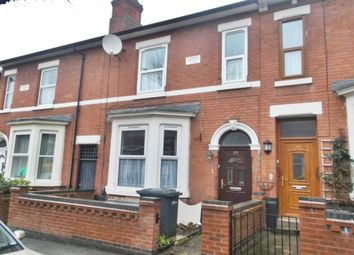 Thumbnail 6 bed terraced house to rent in Wilfred Street, Derby