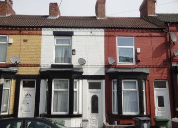 Thumbnail 2 bed terraced house for sale in Harrowby Road, Birkenhead
