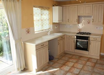 Thumbnail 3 bedroom detached house to rent in Cross Meadows, Roundswell, Barnstaple
