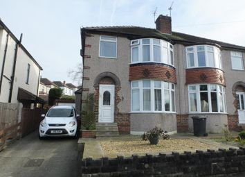 Thumbnail 3 bed semi-detached house for sale in Old Park Avenue, Greenhill, Sheffield