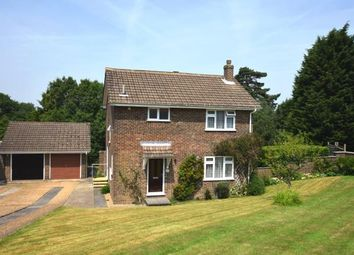 Thumbnail 3 bed detached house for sale in Springwood Road, Heathfield, East Sussex
