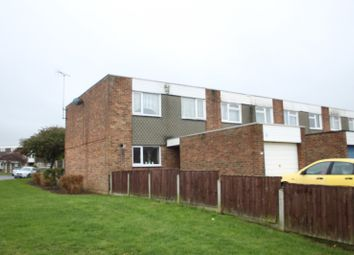 Thumbnail 3 bedroom end terrace house to rent in Alton Gardens, Southend On Sea, Essex
