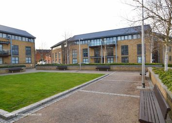 Thumbnail 2 bed flat for sale in Soper Square, New Hall, Harlow, Essex