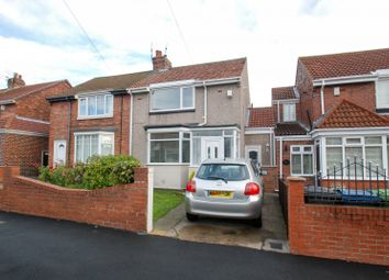 Thumbnail 2 bed semi-detached house for sale in Highfield Drive, South Shields