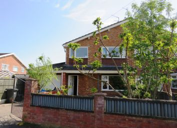 Thumbnail 3 bed semi-detached house for sale in Carlton Avenue, Saltney, Chester