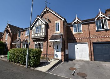 Thumbnail 3 bed mews house for sale in Chervil Close, Fallowfield, Manchester