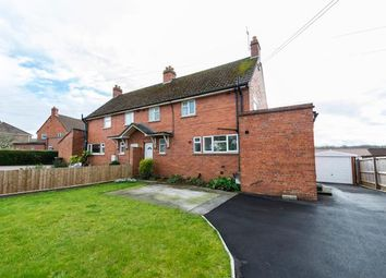 Thumbnail 3 bedroom semi-detached house for sale in Wells, Somerset, England