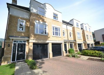 Thumbnail 4 bed end terrace house for sale in Meadowbank Close, Osterley, Isleworth