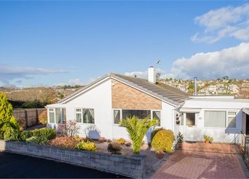 Thumbnail 2 bedroom detached bungalow for sale in Mayfield Crescent, Bradley Barton, Newton Abbot, Devon.
