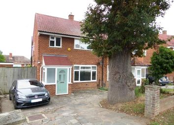 Thumbnail 3 bed semi-detached house for sale in Garrison Lane, Chessington