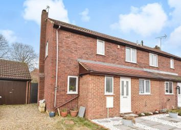 Thumbnail 3 bed semi-detached house for sale in Saxon Way, Lychpit, Basingstoke