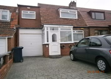 Thumbnail 2 bed semi-detached house for sale in Percy Gardens, Dunston, Gateshead