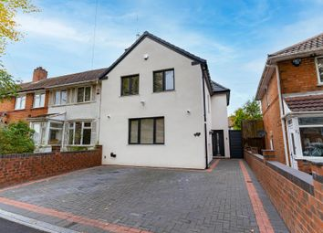 Thumbnail 3 bed terraced house for sale in Milcote Road, Birmingham