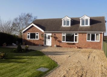 Thumbnail 4 bed detached bungalow for sale in Station Road, Sutton, Retford