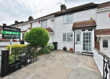 Thumbnail 2 bedroom terraced house for sale in Gilda Crescent, Whitchurch, Bristol