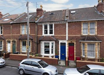 Thumbnail 3 bedroom terraced house for sale in Saxon Road, Bristol