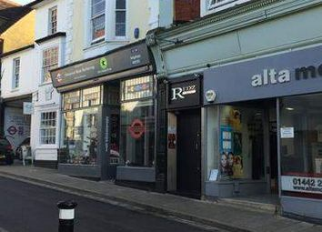 Thumbnail Commercial property for sale in High Street, Hemel Hempstead