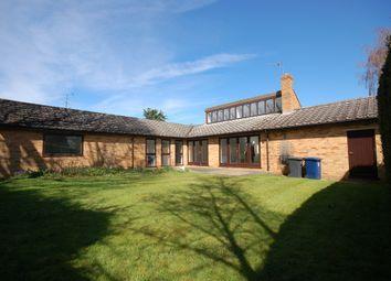Thumbnail 5 bedroom detached bungalow to rent in Meadow Walk, Great Abington, Cambridge