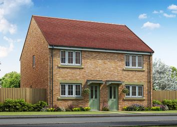 "Thumbnail 2 bed property for sale in ""Lawton"" at Woodfield Way, Balby, Doncaster"