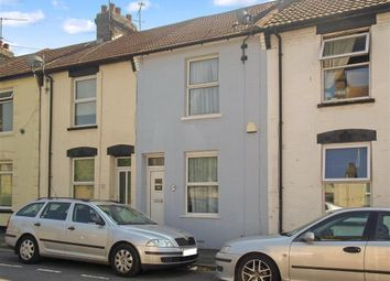 Thumbnail 2 bed terraced house for sale in Pretoria Road, Gillingham, Kent