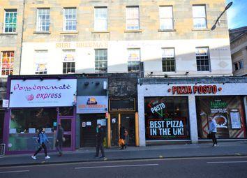 Thumbnail Restaurant/cafe for sale in Nicholson Street, Edinburgh