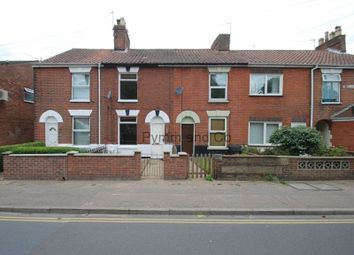 Thumbnail 2 bedroom terraced house to rent in Magdalen Road, Norwich