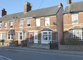 Thumbnail 2 bedroom end terrace house for sale in Horace Eves Close, Withersfield Road, Haverhill
