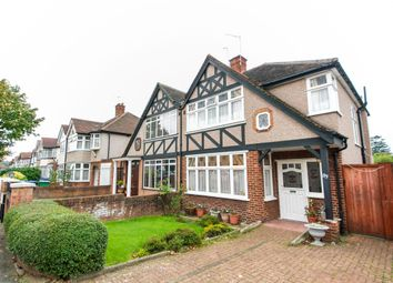 Thumbnail 3 bed semi-detached house for sale in Crundale Avenue, Kingsbury