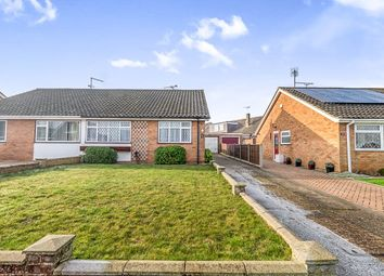 Thumbnail 2 bed bungalow for sale in Ash Crescent, Higham, Rochester