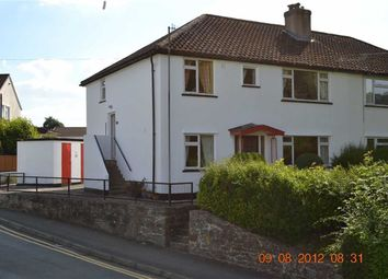 Thumbnail 2 bed flat to rent in 104, Caegwyn, Llanidloes, Powys