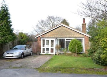 Thumbnail 2 bedroom detached bungalow for sale in Fox Hollies Road, Hall Green, Birmingham