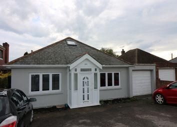 Thumbnail 4 bed detached bungalow to rent in Canterbury Road West, Cliffsend, Ramsgate