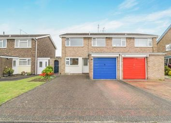 Thumbnail 3 bedroom semi-detached house for sale in Berryfield Road, Evesham, Worcestershire, Evesham