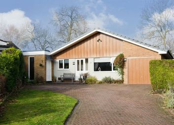 Thumbnail 3 bed detached bungalow for sale in Hillside, Lichfield