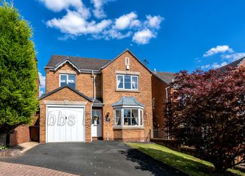 Thumbnail 4 bed detached house for sale in Adelaide Drive, Cannock