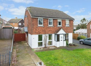 Thumbnail 2 bed semi-detached house for sale in Aspian Drive, Coxheath