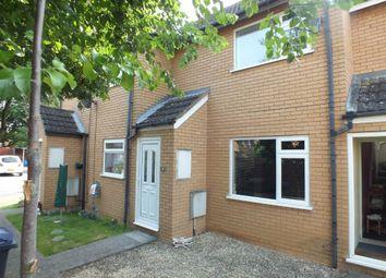 Thumbnail 1 bedroom terraced house to rent in Stuart Close, Trowbridge, Wiltshire