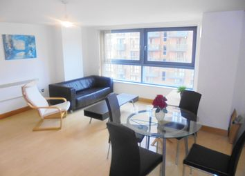 Thumbnail 2 bed flat to rent in Blue, 3 Little Neville Street, Leeds
