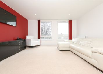 Thumbnail 1 bed flat for sale in Crown Close, Winkfield Road, London